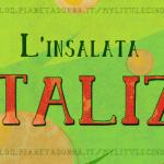 #LunedìInsalatina: l'insalata natalizia.