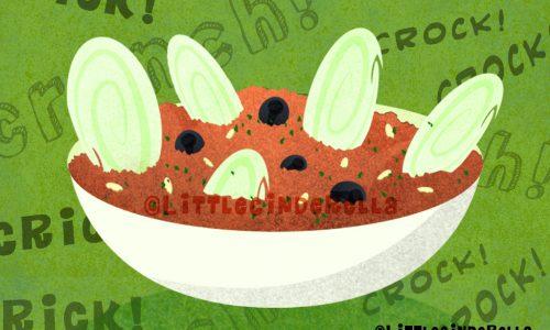 #LunedìInsalatina: l'insalata croccante