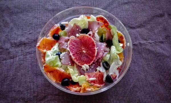 #LunedìInsalatina: l'insalata di fine inverno