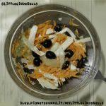 #LunedìInsalatina: insalata carote e cavolo