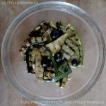 #LunedìInsalatina: insalata zucchine e olive