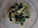 Insalata Zucchine e olive