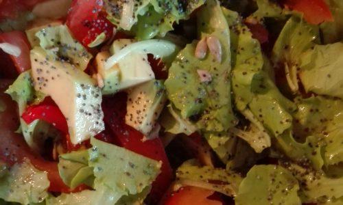 #LunedìInsalatina: l'insalata Estate 2017