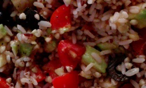 #LunedìInsalatina: insalata californiana