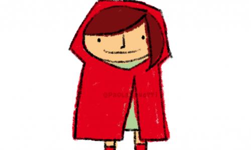 Di mammitudine e Cappuccetto Rosso